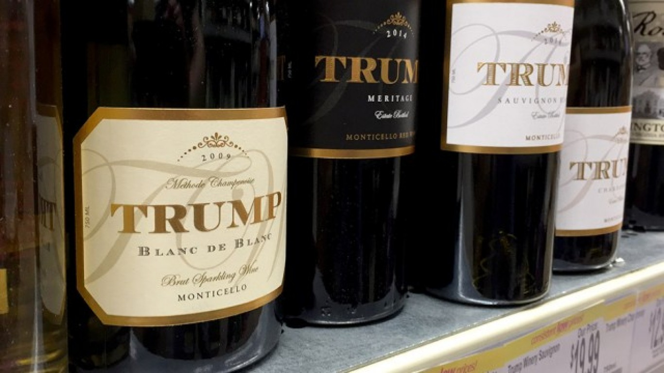 Deny Eric Trump's Federal Visa Program For Winery