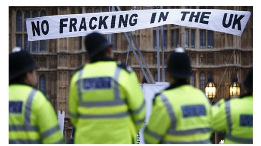 Great Britain says 'NO' to fracking! Join the campaign today!