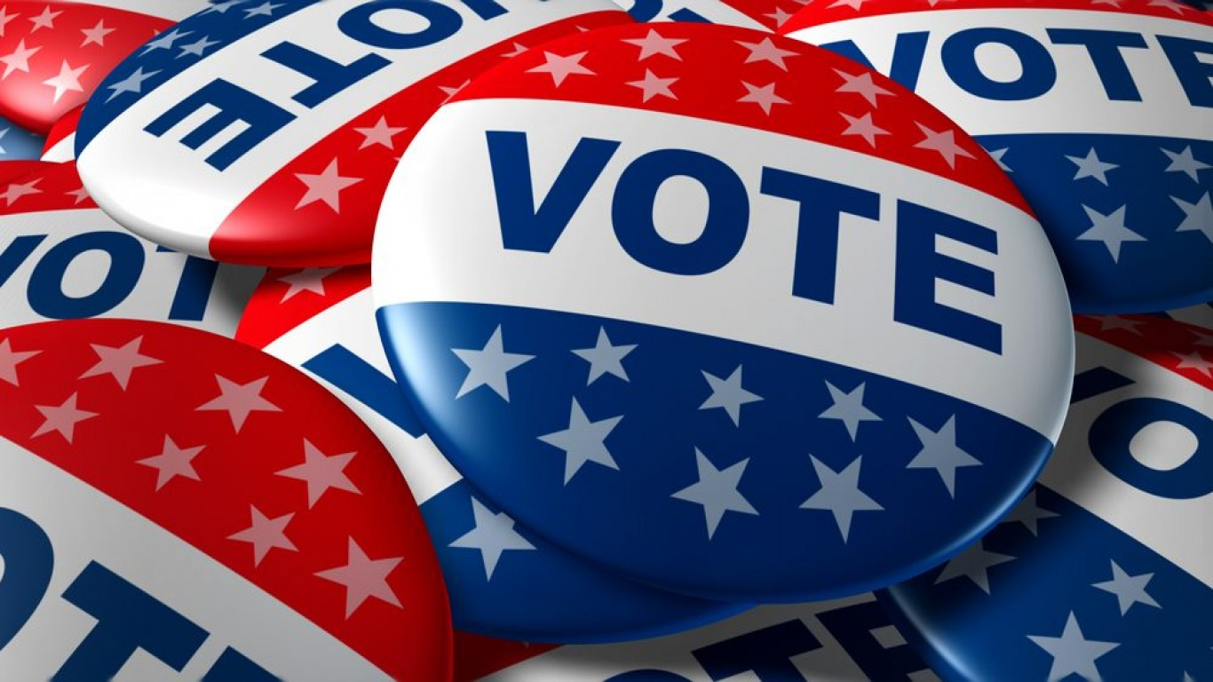 Call for new elections in the United States and a reform of the voting system!