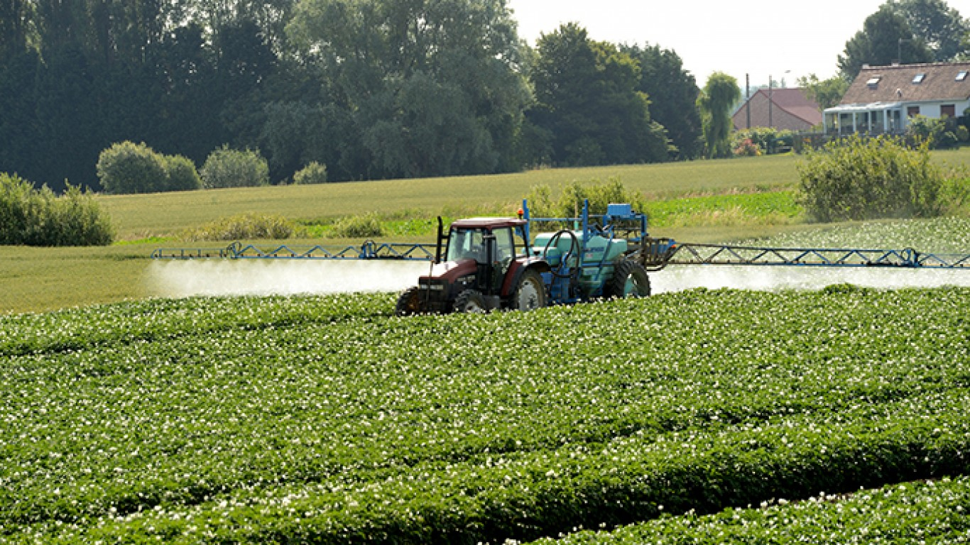 Ban Dangerous Neurotoxic Pesticides!