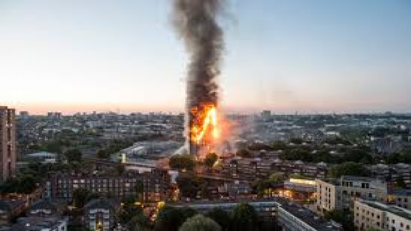 Make the grenfell tower site a memorial