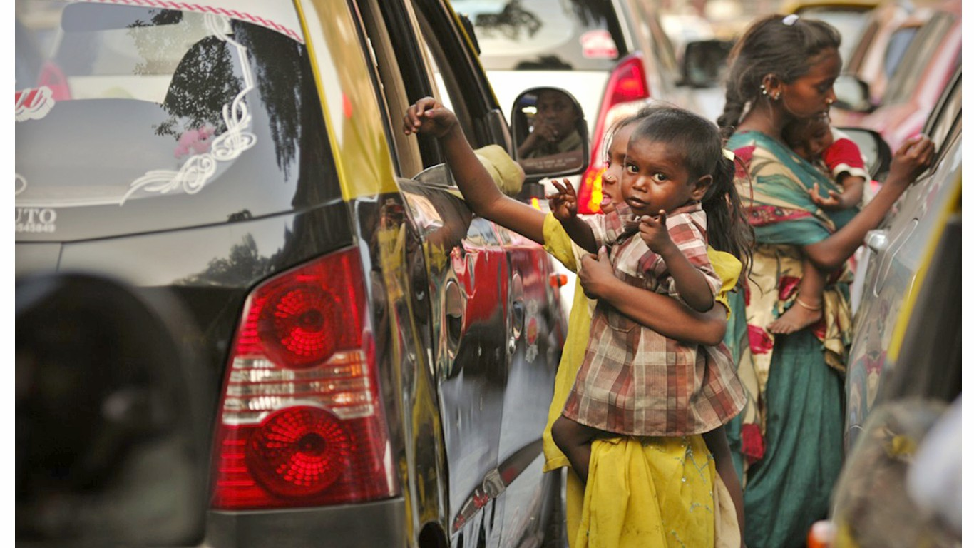 Petition Child Begging Should Be Banned In India