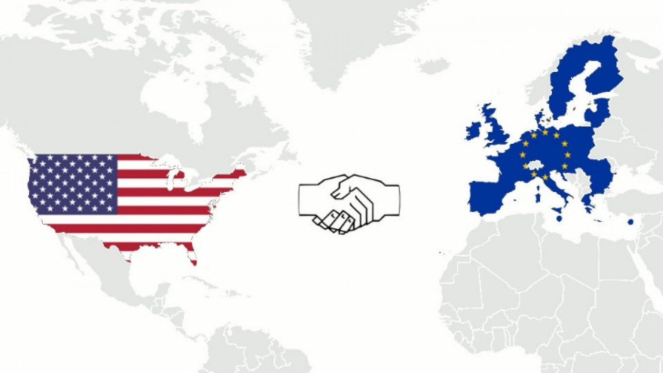 A safe Transatlantic Trade and Investment Partnership!