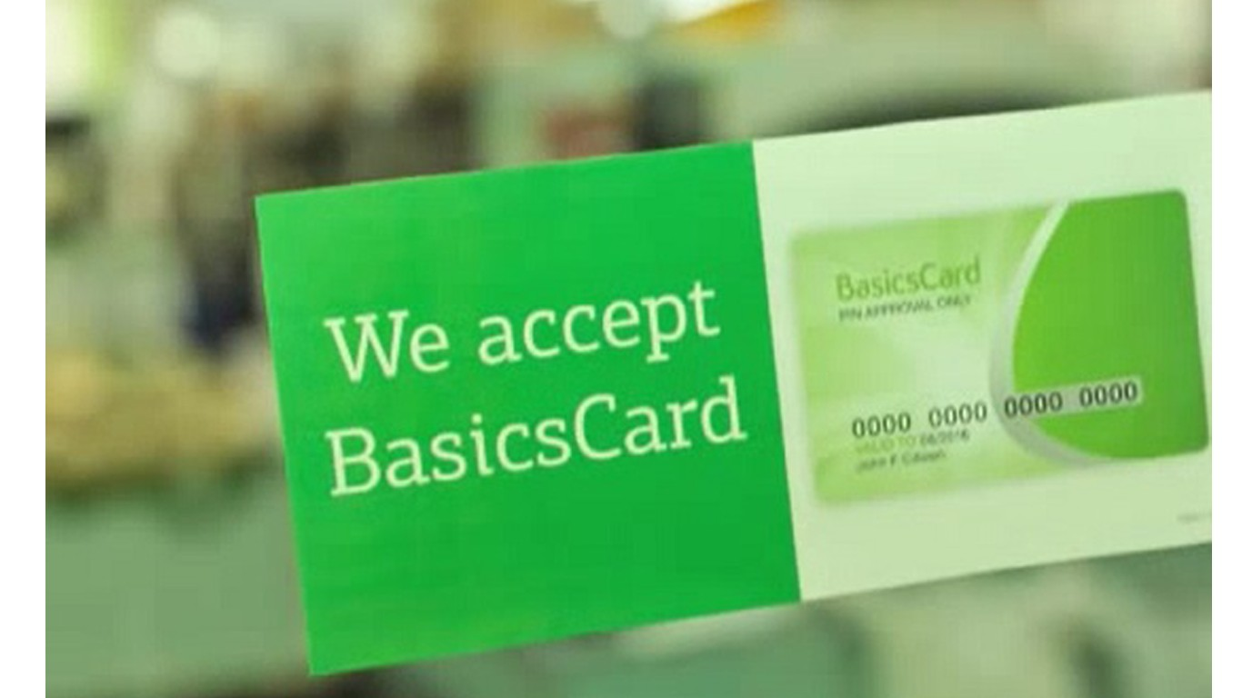 No more BasicsCards on Centrelink!