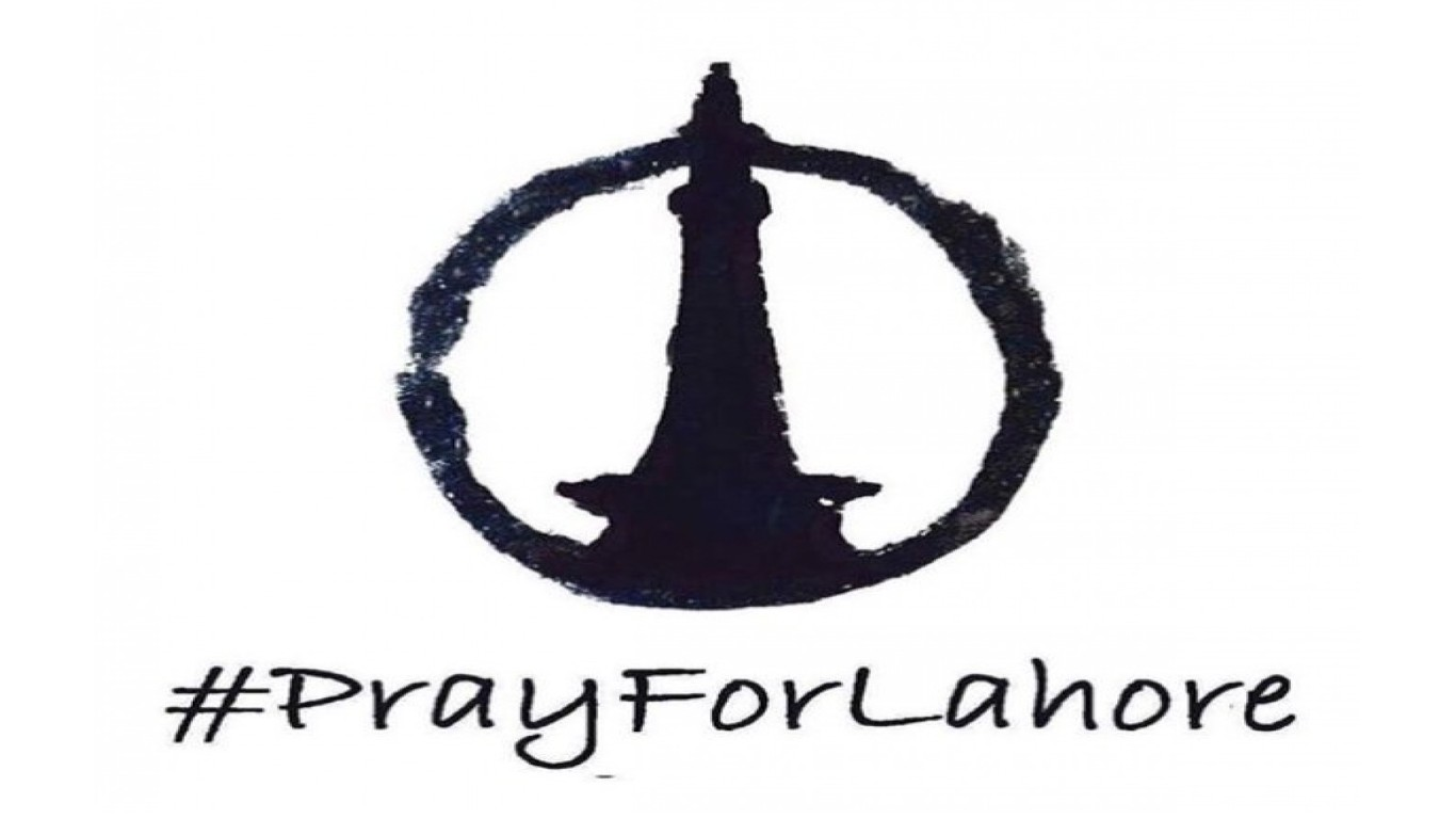 Make Pakistan a better place! Pray For Lahore