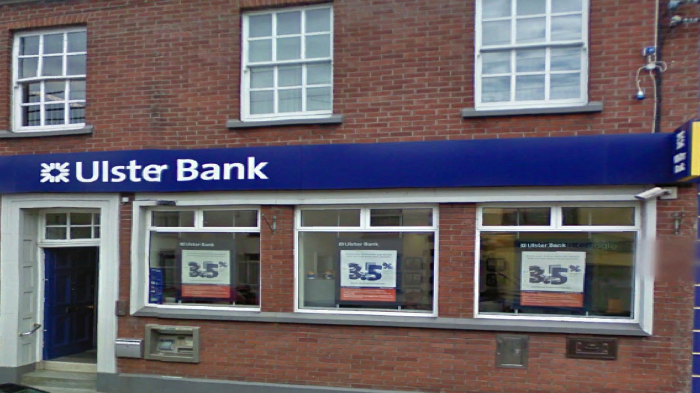Save Ulster Bank Arva