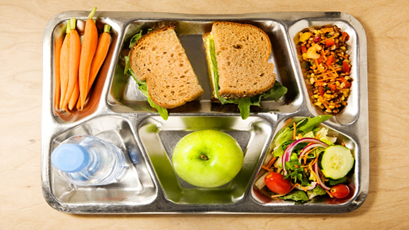 Let there still be school lunch!
