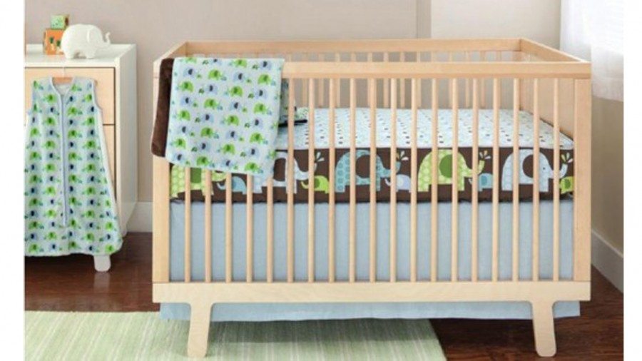 Ban baby cribs with bumpers! The safety of our children should come first!